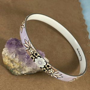 Vintage Jewelry - Beautiful Vintage MICHAELA FREY Lavender Bracelet